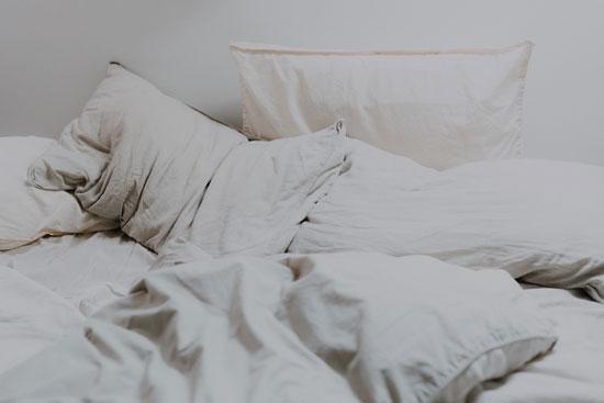 bed openslaan