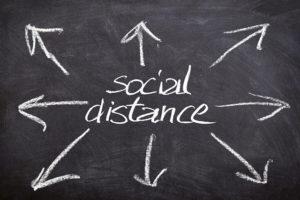 online relatietherapie Social Distance coronacrisis