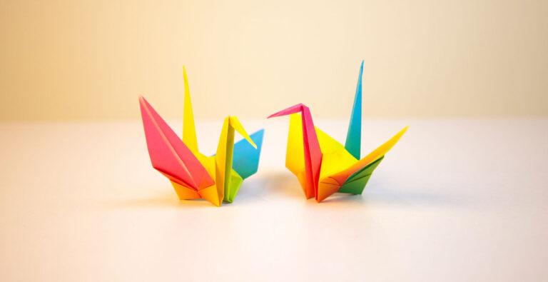 origami Moederdag en After Life
